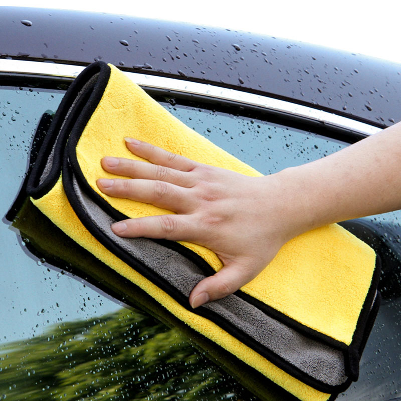 Automobiles & Motorcycles 30cm Super Absorbent Car Wash Cloth Microfiber Towel For Bmw X-series 3-series 5-series 7-series E F-series To Have Both The Quality Of Tenacity And Hardness Humor 30