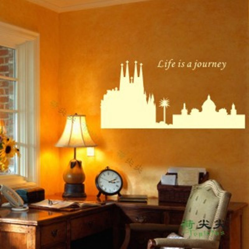 Church Wall Decoration popular church wall decals-buy cheap church wall decals lots from