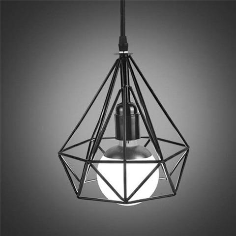 luminaria de teto rustica industrial vintage