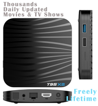 Get more info on the Thousands Daily Auto-Updated Movies & TV Shows Freely Lifetime S905X2 A53 Quad core 4K Android 8.1 TV Box 2GB/16GB 4GB/32GB