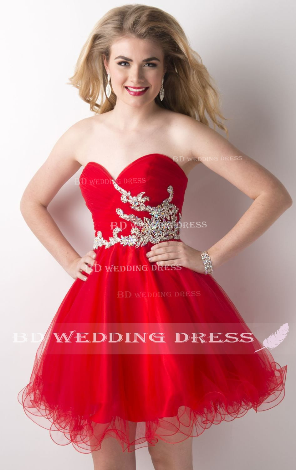 Strapless Semi Dresses