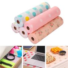 1PC Creative Cloth Placemat Cute Pink Pattern Dining Table Mat Heat Insulation Non Slip Placemats Bowl Coaster(China)