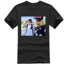 marcus and martinus modis 2019 New T Shirts Funny Tops Tee Shirt T-shirt size S-3XL Luka