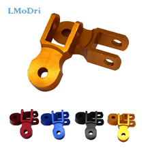 LMoDri Motorcycle Shock Absorber Heightening Device Holder Height Increase Part Damper Extension Extender 2 Pieces/pair