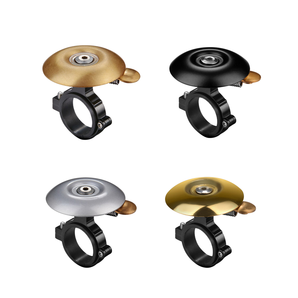 cycle zone Genuine Retro Bell Horn Bicycle Handlebar Ring Bike Copper Bell Loud Sound