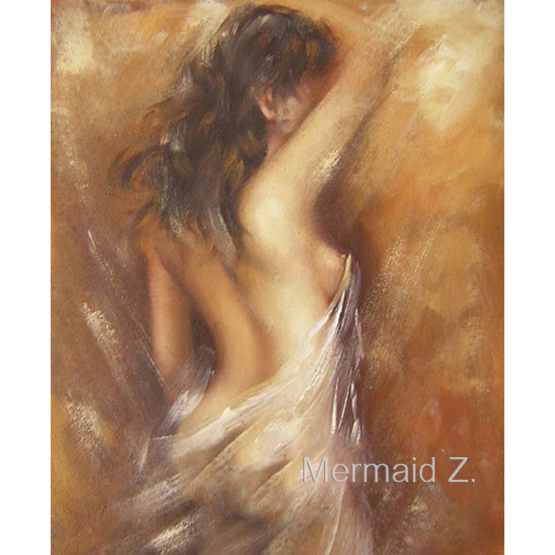 Artist Hand-painted Sexy Female Art Oil Painting On Canvas naked women oil painting beautiful women Bedroom Bar Wall DecorationArtist Hand-painted Sexy Female Art Oil Painting On Canvas naked women oil painting beautiful women Bedroom Bar Wall Decoration