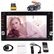 EinCar 2 Din Stereo font b Car b font Dvd Player Gps Navigation Autoradio CD Player
