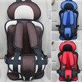 Heavy duty Assento da Segurança Do Bebê Do Assento de Carro Do Bebê portátil Assento de Carro infantil Cadeiras no CarThickening Algodão Caçoa o Carro assentos