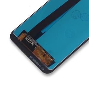 Image 4 - 5.5 pollici originale per HOMTOM S99 LCD + touch screen di ricambio per HOMTOM S99 schermo LCD mobile parti del telefono di Trasporto trasporto libero