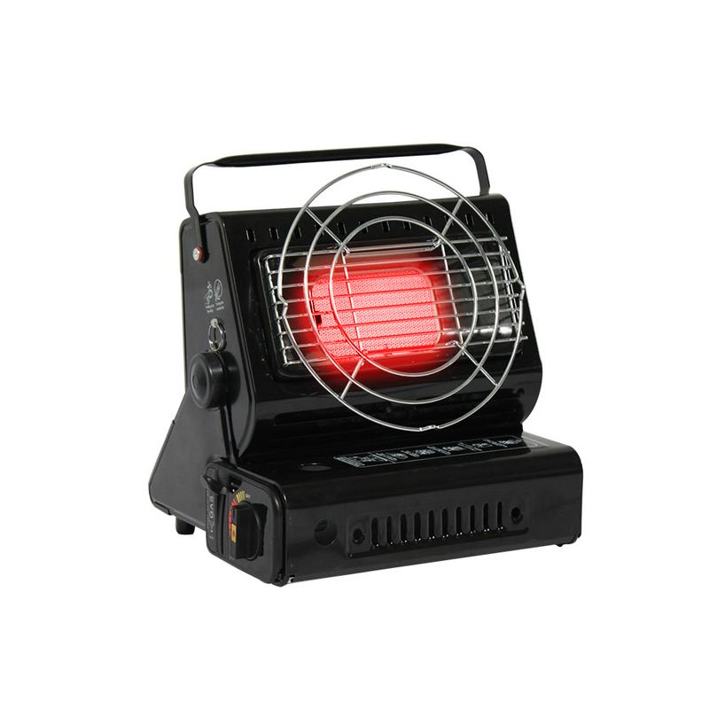 Portable Outdoor Gas Heater Camping Trip Butane Heater Dual-use Butane Gas Tank Can Be Warmed, Flipped To Boil Water Or CookPortable Outdoor Gas Heater Camping Trip Butane Heater Dual-use Butane Gas Tank Can Be Warmed, Flipped To Boil Water Or Cook