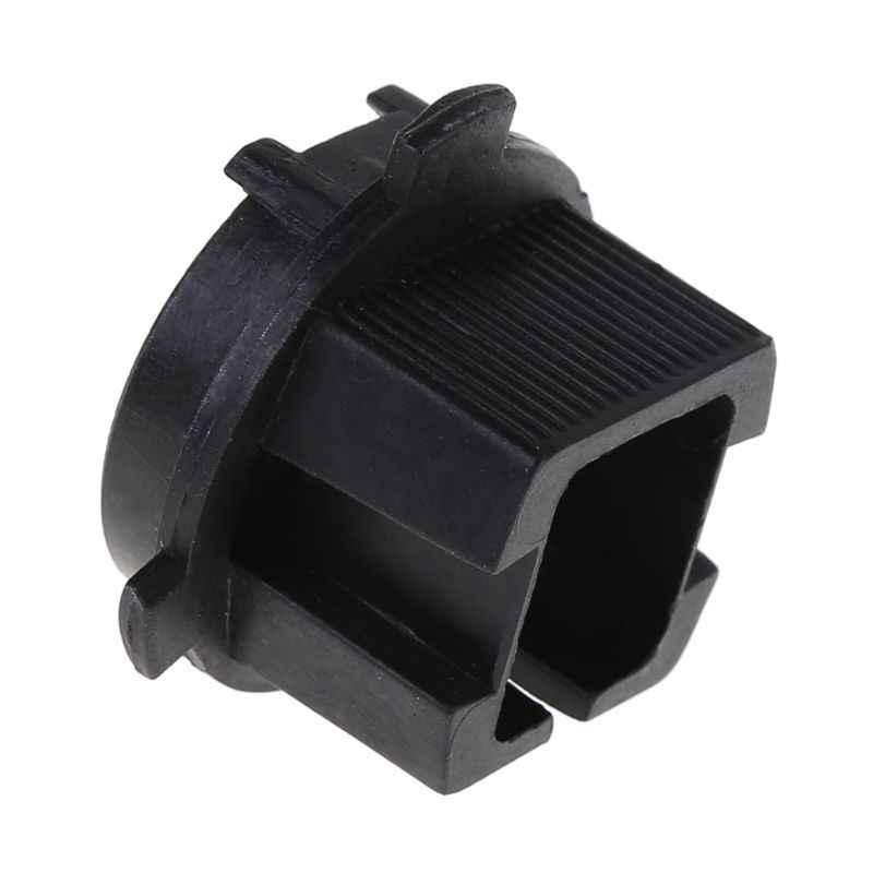 2 pçs carro de automóveis h7 xenon hid lâmpadas adaptadores suportes base para kia k5 suporte lâmpada farol adaptadores base soquete