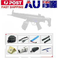 ZhenDuo Toys Jinming MP5 V2 Gel Ball Blaster Gun Water Bullets Drum Mag fed Toys AU Stock