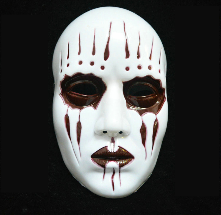 2015 Scare Halloween Angry Horror Ghost Mask Halloween Cosplay Slipknot  Band Mask JOEY Free Shipping L13 8e2e43116cf1