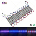 20pcs DC12V 0.72w 3pcs SMD5050 RGB Addressable WS2811 LED Pixel Module Lighting for Advertising letters sign lighting waterproof
