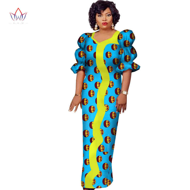 ... Made in China 2018 Fashion African Dresses for Women Dashiki Plus Size  African Clothes Bazin Riche ... 9ebc66042ab1