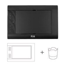 Big discount Hot Sale GAOMON 860T 6 Express Keys Pen Tablet Digital Drawing Board with Pen Holder
