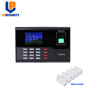 LPSECURITY with 20pcs ID cards