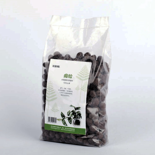 Free shipping Caly Ball 1L Hydroponic Plants. Breathable. Drainage. Horticultural Cultivation. Bonsai. Soilless media