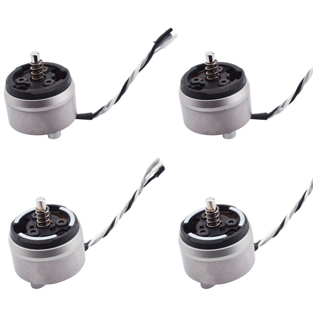 4pcs For DJI Mavic Pro Accessories 2008 1400kv Motor For DJI Mavic Pro Drone Motor Arm Replacement Kits CW CCW Spare Parts 1