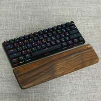 Wireless Mini RGB Mechanical Keyboard Bluetooth Anti Ghosting Mechanical Gaming Keyboard Red Blue Brown Switch For Computer Game