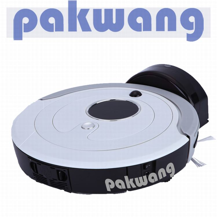 Intelligent Automatic Robot Vacuum Cleaner for Home, Office, Hotel With CE & ROHS Certificates Bagless Vacuum Cleaner