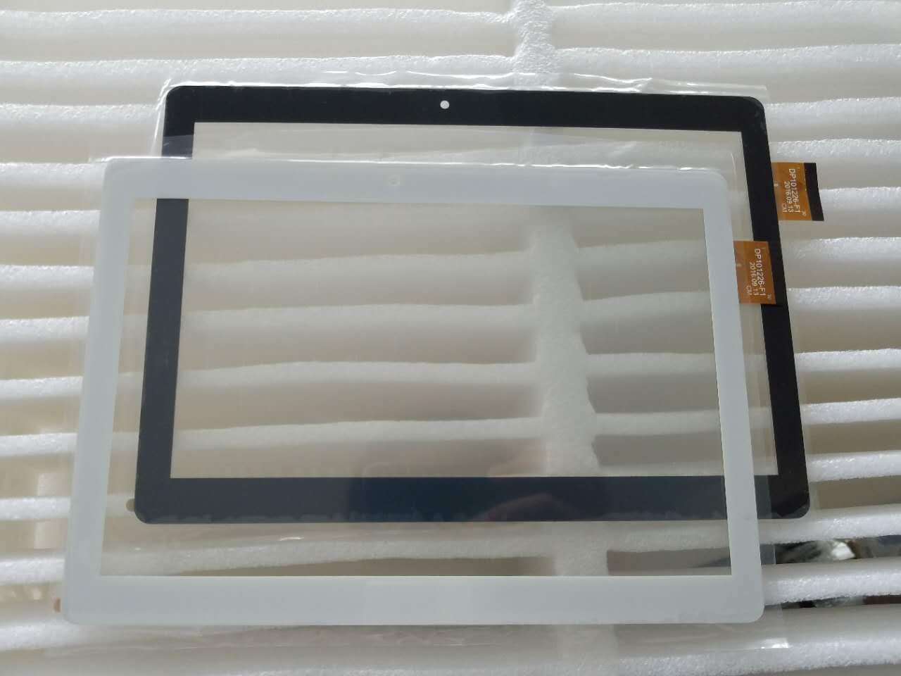 black white NEW 10 1inch DP101226 F1 tablet pc touch touch screen panel digitizer glass sensor