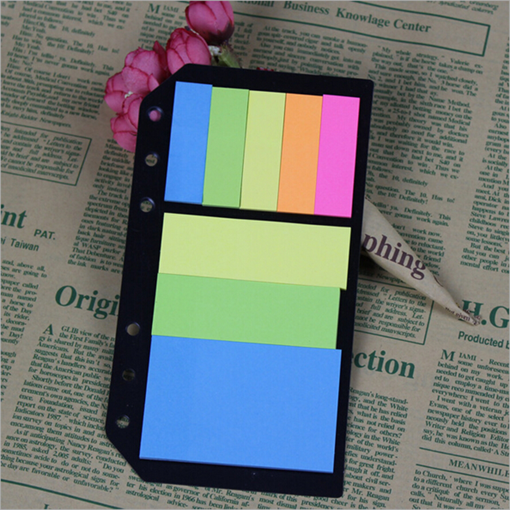 B5A5A6 Planner Accessory Colored Post-its