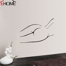 ehome spa wall stickers decorative adhesives waterproof bathroom wall tile stickers vinyl art decals removable