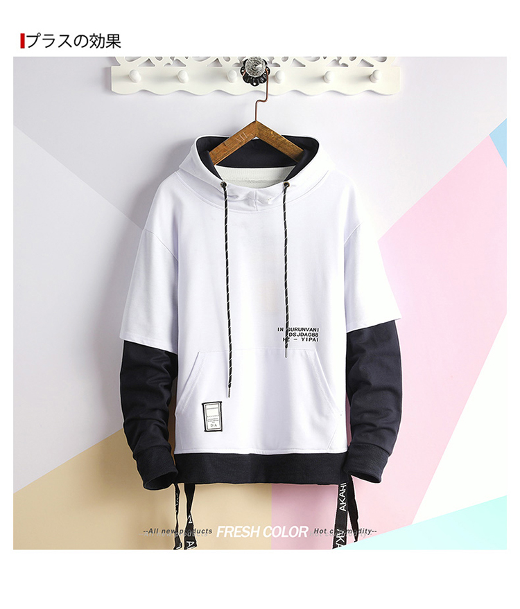 HTB14ki.a7L0gK0jSZFxq6xWHVXax - Pathwork hoodies Printed Sweatshirts Hoodies Men Casual Hooded Pullover Streetwear 2019
