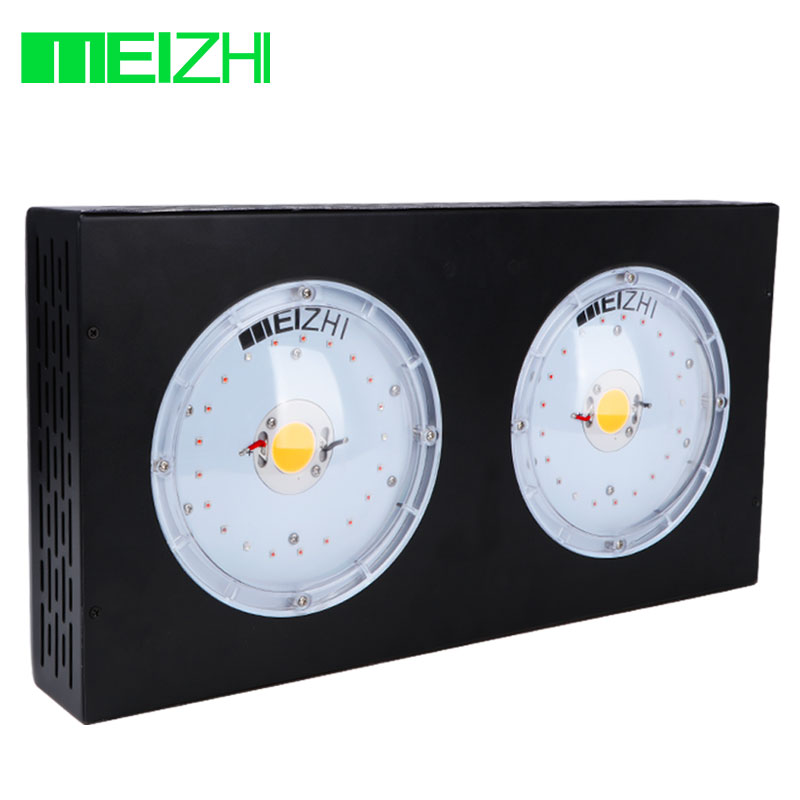 COB LED Grow Light 600W MEIZHI Full Spectrum Growing Lamp Growth Flood Light For Plant Indoor Hydroponic Greenhouse And Flower