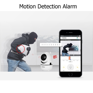 Image 4 - INQMEGA 1080P Cloud Wireless IP Camera Intelligent Auto Tracking Of Human Home Security Surveillance CCTV Network Mini Wifi Cam