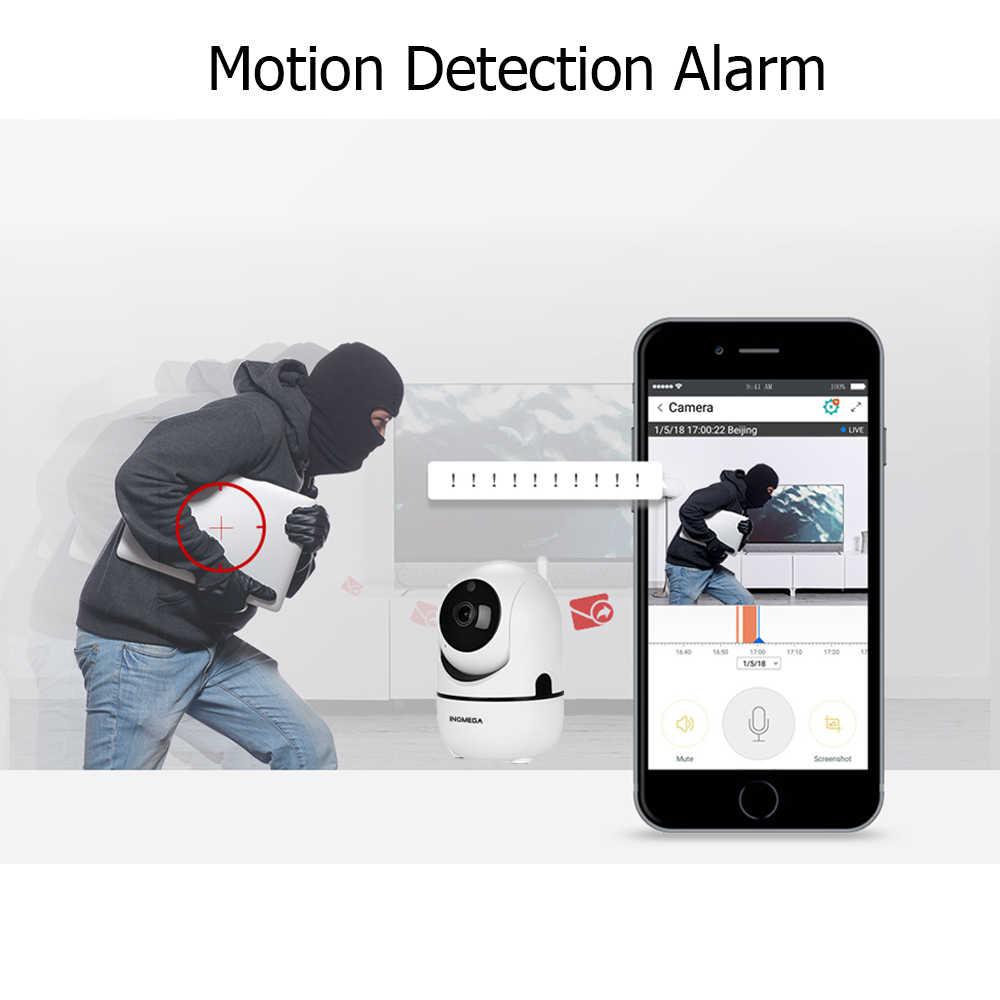 INQMEGA 1080P облачная Беспроводная ip-камера интеллектуальное автоматическое отслеживание безопасности дома человека CCTV репитер-маршрутизатор WIFI Cam