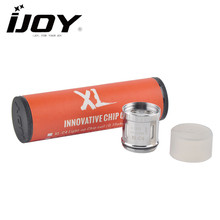 3pcs IJOY XL C4 Coil LIMITLESS XL COIL Replacement Head 0 15ohm 50 215W For IJOY