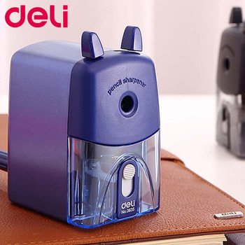 Deli Stationery Pencil sharpener office & school supplies mechanical pencil sharpener office accessories manual pencil sharpener deli stationery pencil sharpener office