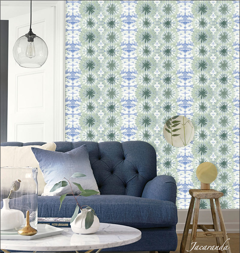 Modern blue pink and green Geometric wallpaper Roll wave striped Wall Paper 3d papel de parede washable walls 3d for home deco large photo wallpaper bridge over sea blue sky 3d room modern wall paper for walls 3d livingroom mural rolls papel de parede