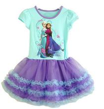 ZIKA Summer Girls Princess Party Dress