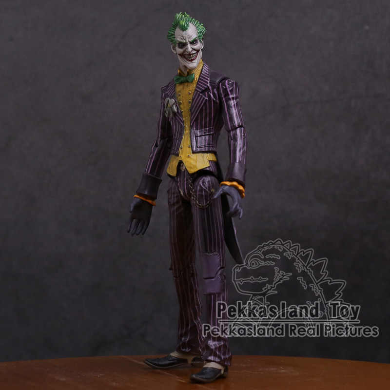 "DC Comics Batman The Joker PVC Action Figure Collectible Modelo Toy 7 ""18 cm"