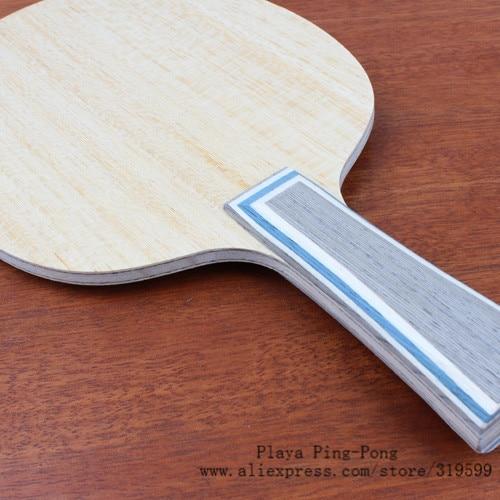 [Playa PingPong] Prilagodljiv ročno izdelan ročno narejen lopar za namizni tenis iz viskarije za razmerje med uspešnostjo in ceno ping pong