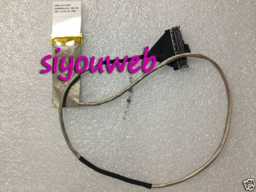 NEW original for LENOVO B5400 BM6   LCD LED LVDS SCREEN VIDEO FLEX CABLE DD0BM6LC011, free shipping