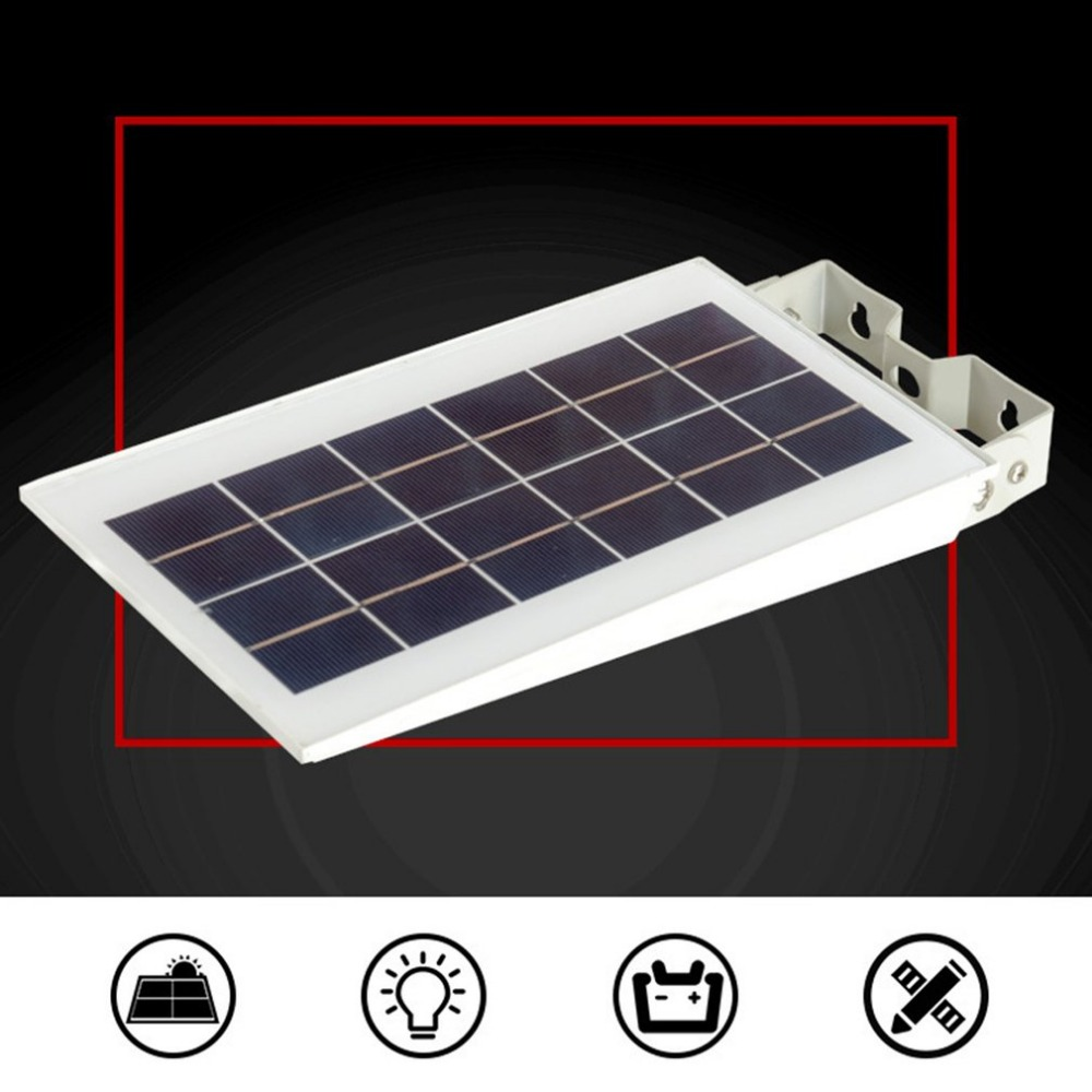3in1 20w Solar Power Human Body Induction+Lower Light+Light Control Night Light Wall Lamp for Porch Stairway Corridor Balcony extension anderson 86 type high power human body induction switch corridor led energy saving lamp induction high power relay