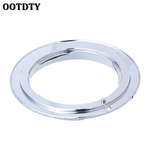Image 5 - OOTDTY FOR AI EOS Adapter for Nikon AI AI S F Lens to Canon EF EOS Camera AF Confirm Ring