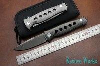 Newest C85GP2 Folding Knife S30v Blade Carbon Fibber Tactical Pocket Knife Utility Camping Outdoor Fruit Knife