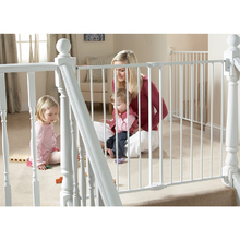Multifunction Children Security Product Baby Safety Door Gate use in Doorway Staircase 56*73cm