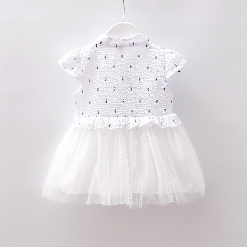 Baby Girls F/&F White Aqua Sparkly I Love Mermaids Cap Sleeve T-Shirt Top NEW