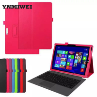 For Microsoft Surface Pro 4 Tablet Protective Cover Case 12 3 Inches Lichi Texture Flip Folio