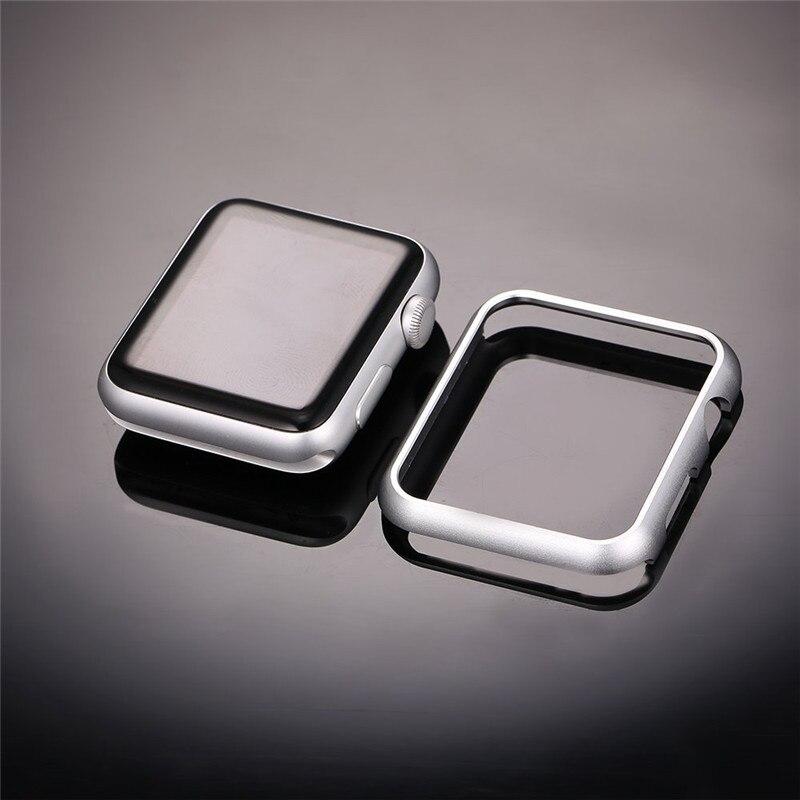 Klockor Bandtillbehör Fodral aluminium för Apple iWatch 38mm 42mm - Tillbehör klockor - Foto 4