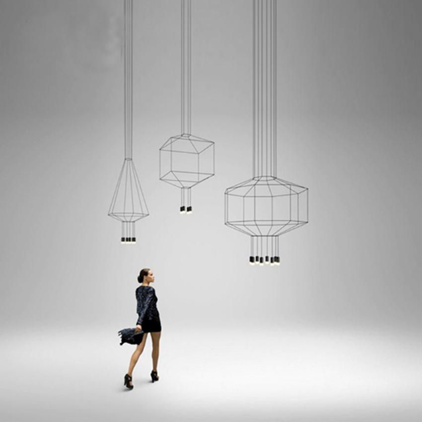 Nordic Loft Geometric Line Pendant Lamp Living Room Indoor Decor Led Hanging Lamp Light Fixtures Luminaire Suspension LightingNordic Loft Geometric Line Pendant Lamp Living Room Indoor Decor Led Hanging Lamp Light Fixtures Luminaire Suspension Lighting