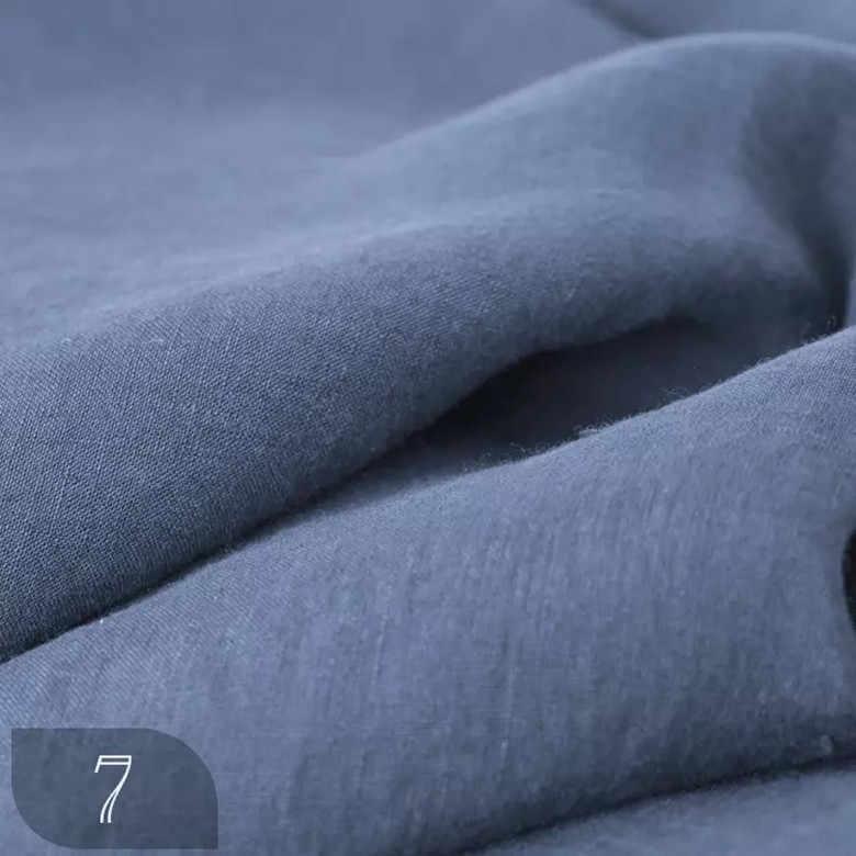 Pierre Lavé 100/% lin-noir-couture tissu fashion