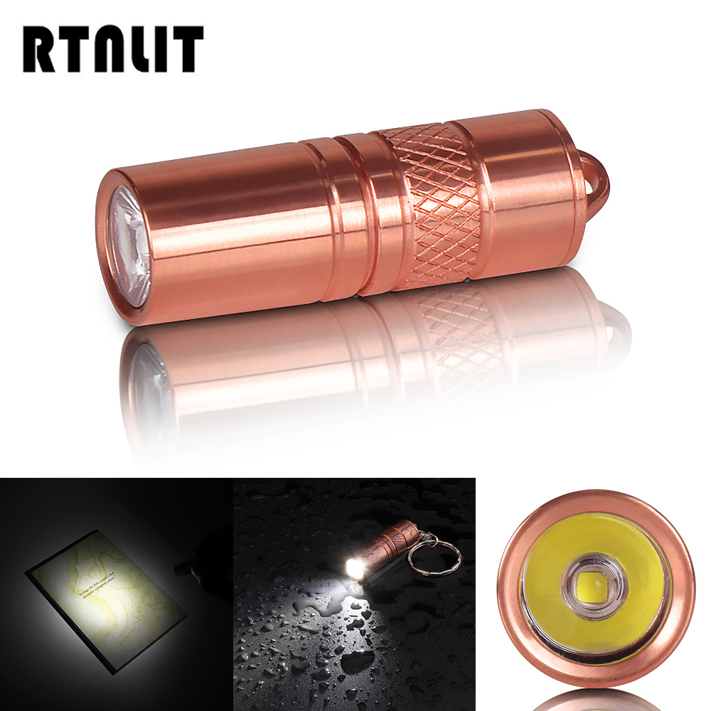 Mini Pocket Portable 5W LED Flashlight Micro USB Rechargeable Waterproof Underwater 2M Flash Light Torch Lamp + 10180 Battery 1pc mini keychain pocket torch usb rechargeable light flashlight lamp 0 5w 25lm multicolor mini torch new arrival