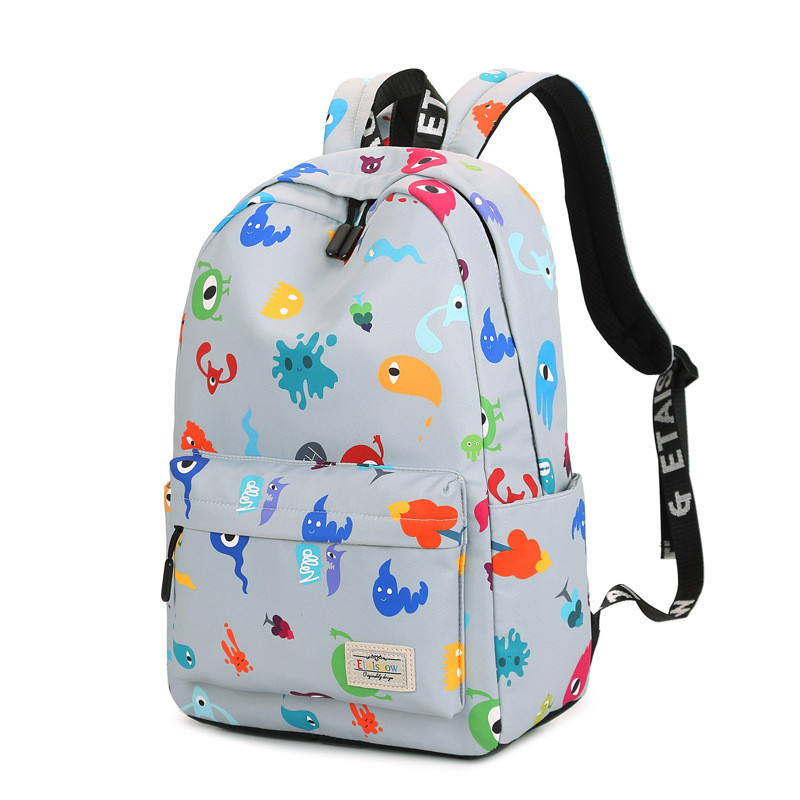 New Arrival Student School Bags For Teenager Boys Girls Multi Function Laptop School Backpack Bagpacks Girl Bag Cute